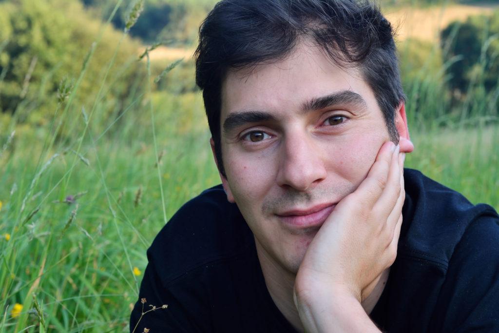 Alberto Lareo: «Mi cocina no sería la misma sin la influencia de haber nacido en el rural»