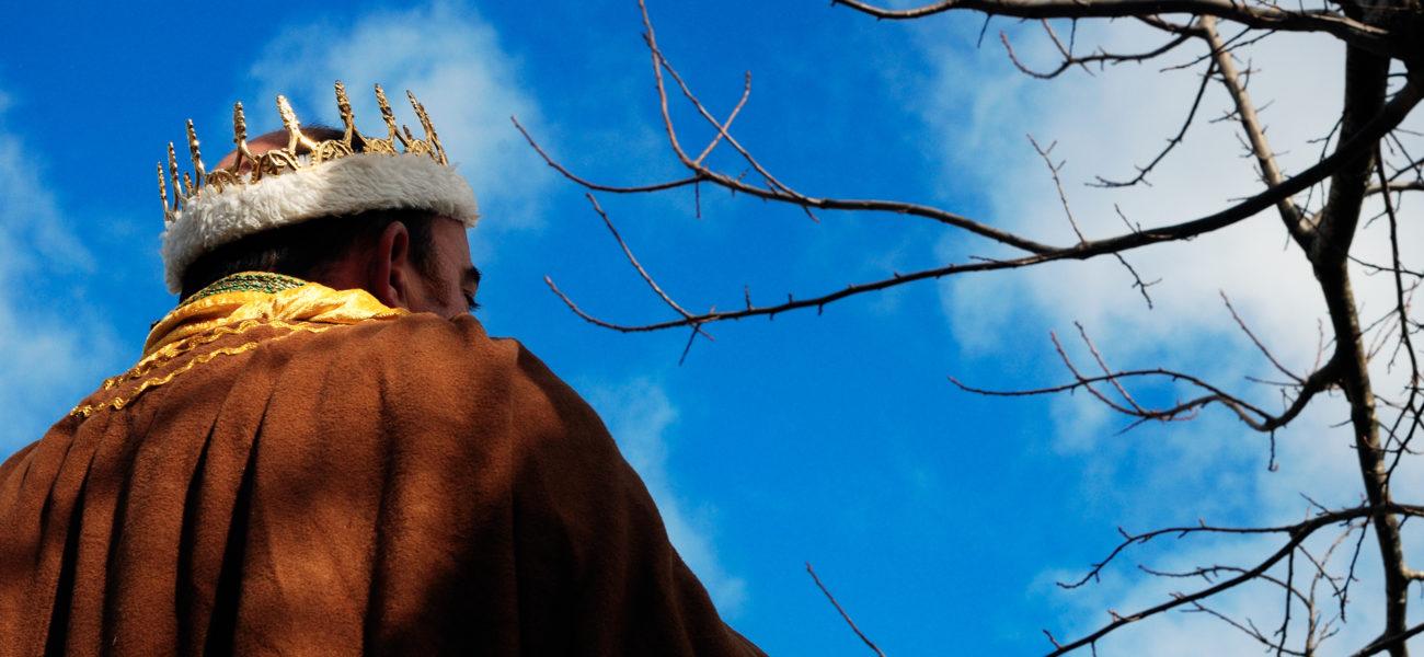La parábola del sueño del rey persa — Omnivoraz