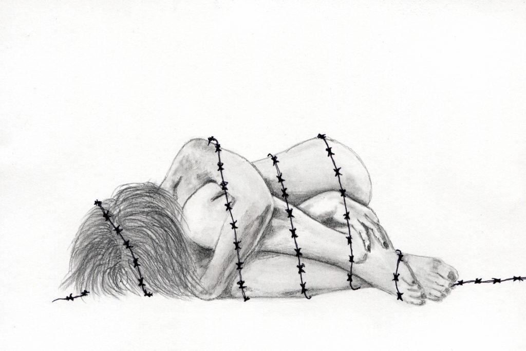 Hibernar en la estación del miedo, un poema de Julia Navas Moreno — Omnivoraz