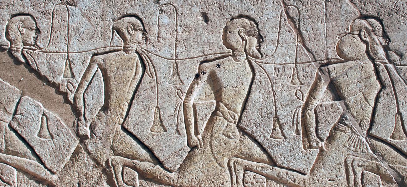 Curiosidades históricas: la primera huelga de la humanidad — Omnivoraz